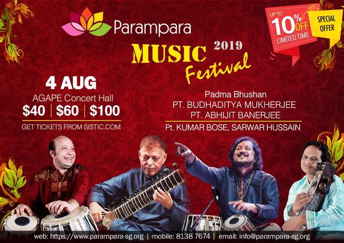 Parampara Music Festival 2019