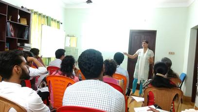 Seminar at Tara Clinic
