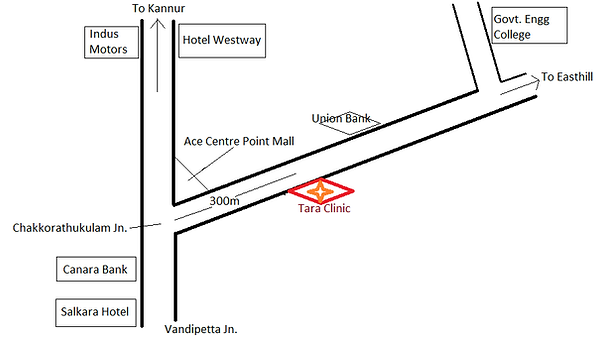 Tara Clinic location