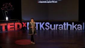 Malika Verma TedX NIT Surathkal 2019