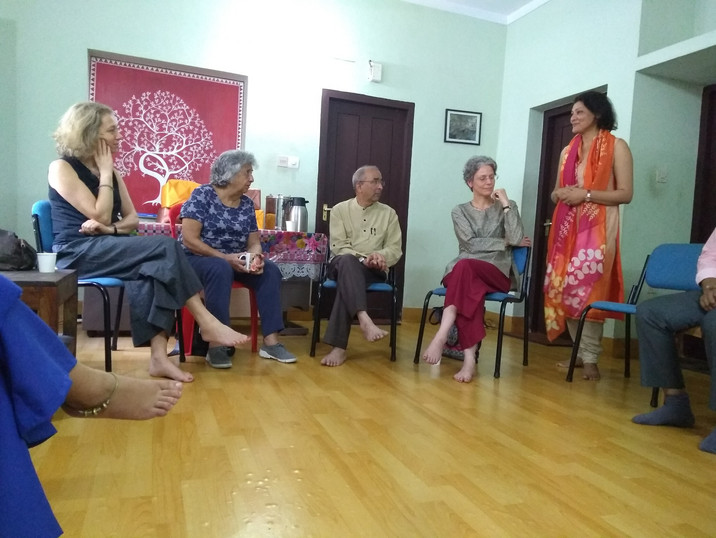 Seminar at Tara Clinic, Jan 2018