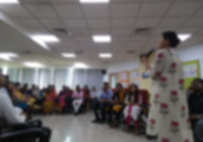 Presentation at KSHEMA, Nitte University
