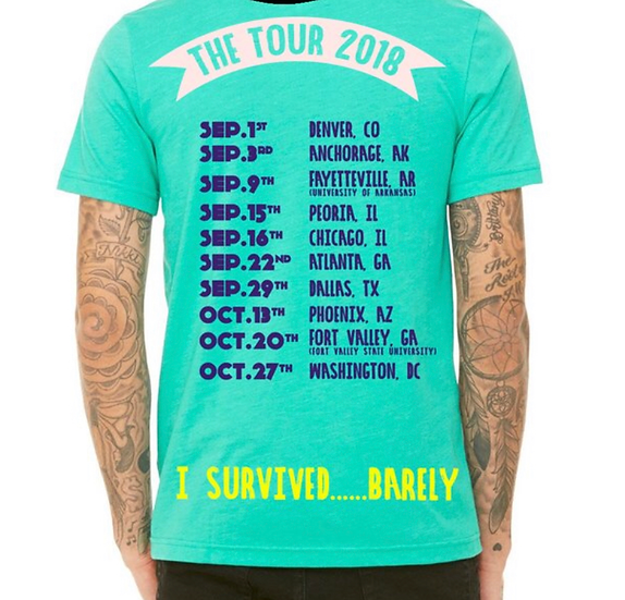 Tour 18 Official Trap Tee