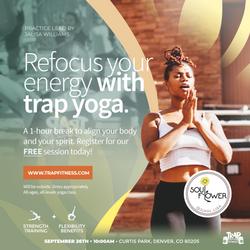Trap Yoga jalisa