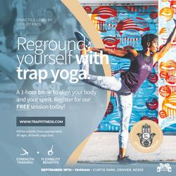 Trap Yoga Lesley