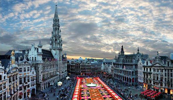 欧洲风情游A线11天(阿姆斯特丹科隆法兰克福线)
