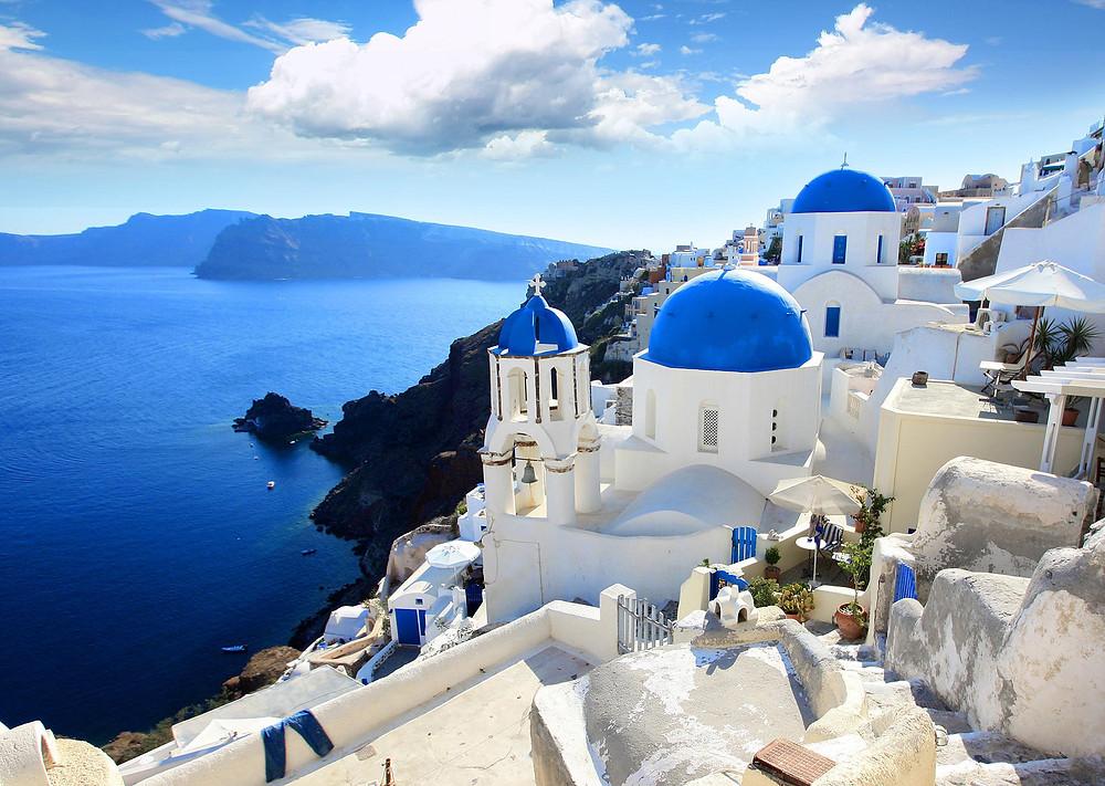 希腊爱琴海【度假休闲】