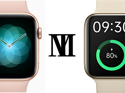Has Oppo ripped off Apple with their new watch?