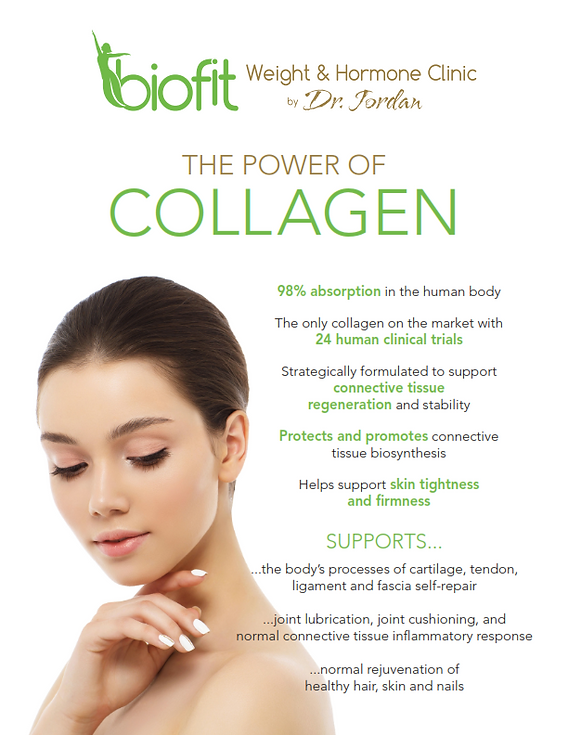 Biofit Abilene | The Power Of Collagen