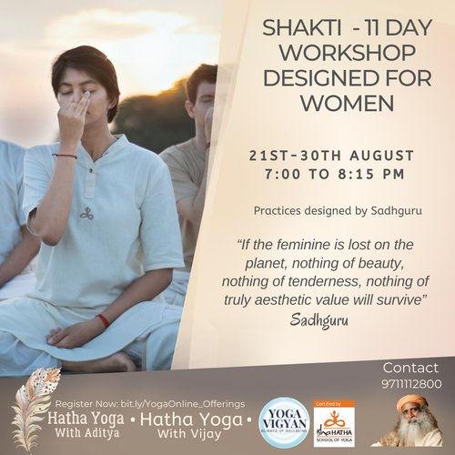 Shakti - Yoga For Women