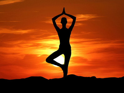 Yoga As A Medium To Building Muscle Strength
