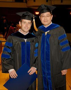 Keith's Defense and Graduation