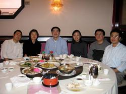 Ranhui Farewell Lunch