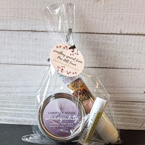 Custom Wrapped Gift Set- small