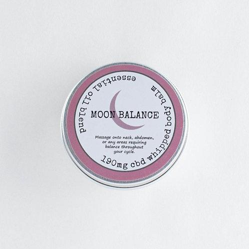 Moon Balance, CBD Infused Whipped Balm