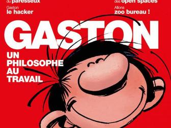 Gaston Lagaffe,  un anticipateur ?
