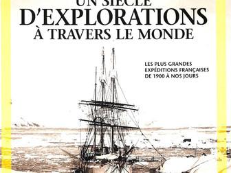 Gestion ou exploration, deux espèces d'hommes, de sociétés, de visions.
