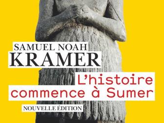 Les permanences en Histoire ou L'Histoire commence à Sumer.