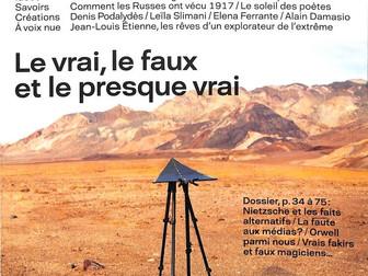 Papiers, la Revue de France Culture