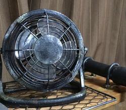 100均の扇風機