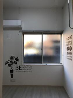第12ステージ東京都北区某所ロフト付きワンルーム2部屋内装DIY