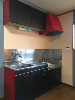 第14ステージ茨城県土浦市某所2DKマンション内装DIY
