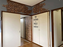 第53ステージ 茨城県土浦市某所2DKアパート内装