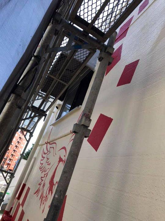 第37ステージ 東京都墨田区某ビル外壁サイン