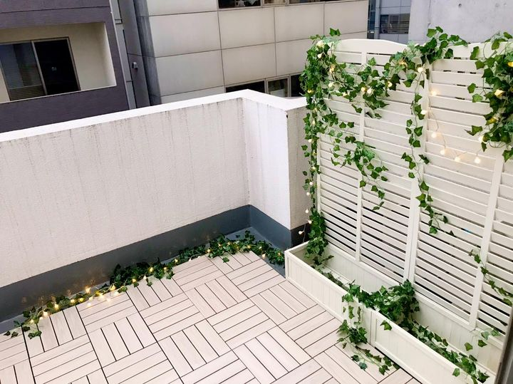 第42ステージ 東京都渋谷区恵比寿某事務所内装&べランディング