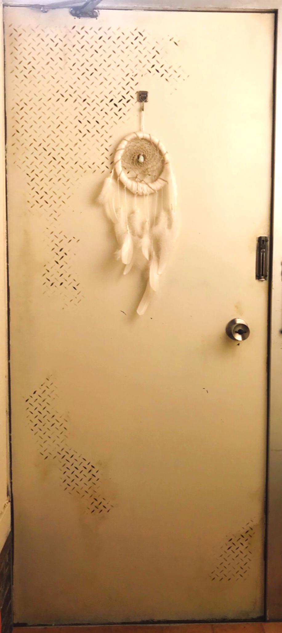 玄関ドア(内側)