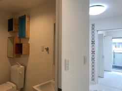 第6ステージ東京都立川市1LDKマンション内装DIY