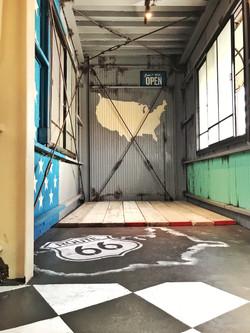 第15ステージ東京都墨田区某所ビル内装DIY