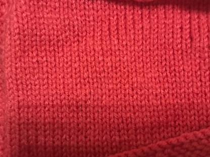 The Art of Knitting - Block Two - Stocking Stitch