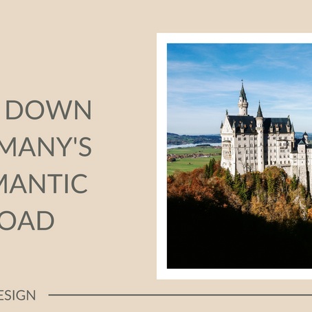 Trip Down Germany's Romantic Road