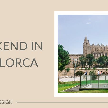 Weekend in Mallorca