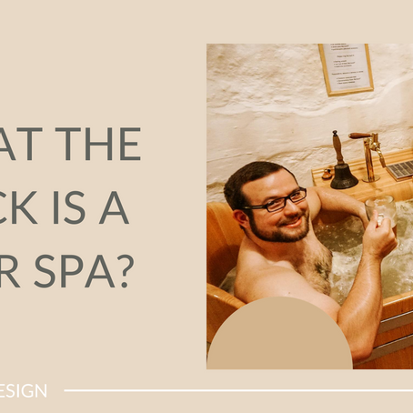 What the Heck is a Beer Spa?