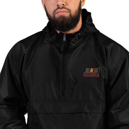 Black Owned Packable Jacket