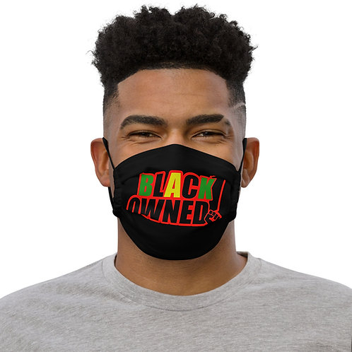 Black Owned Face Mask