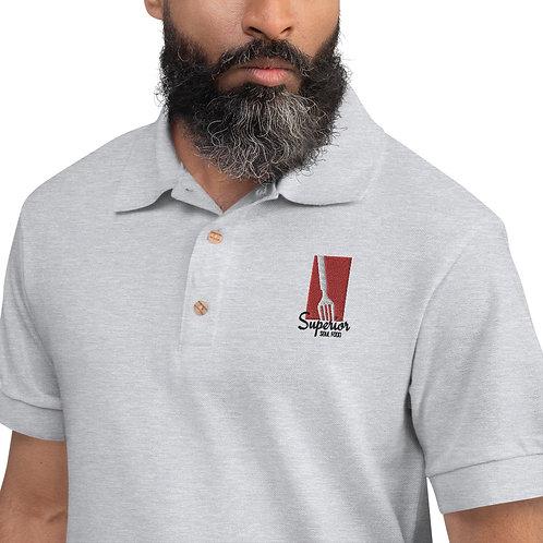 Superior Soul Food Polo Shirt