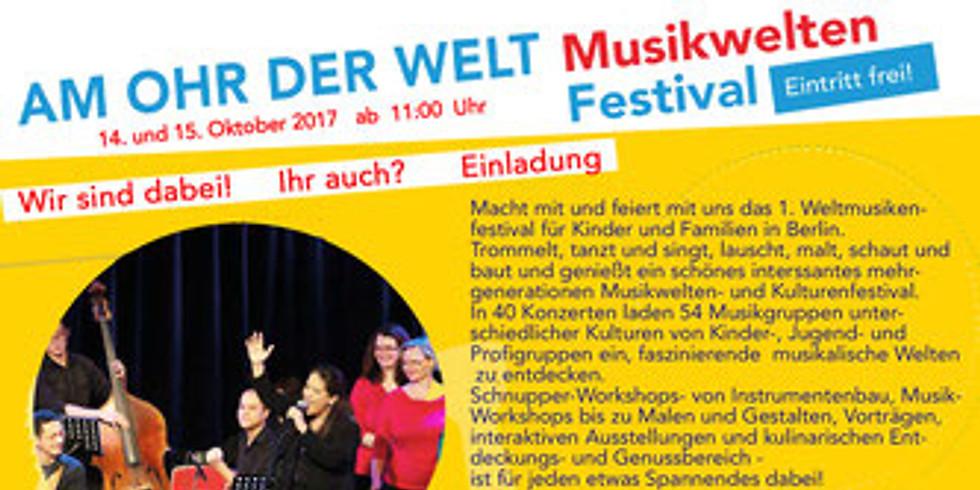 Musikwelten Festival als Gast