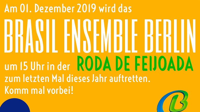 Konzert Roda de Feijoada