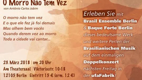BEB & Baque Forte Berlin