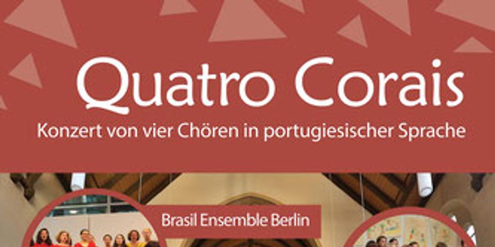 Das Brasil Ensemble Berlin lädt ein!