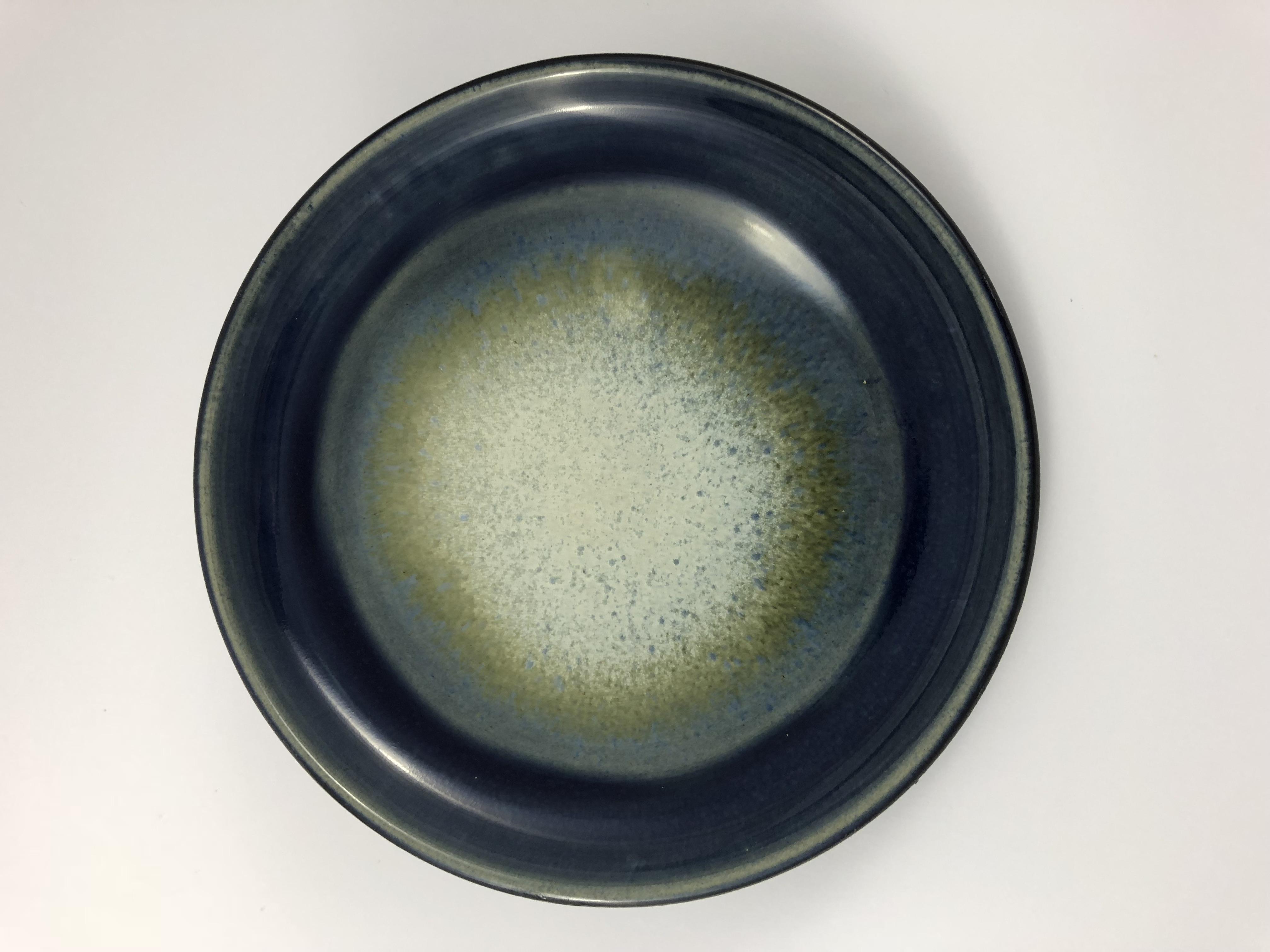 Prato de Cerâmica Artesanal