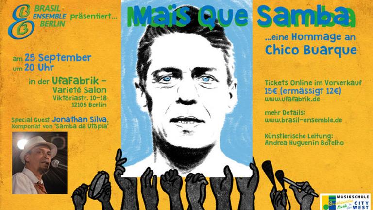 Mais que Samba...eine Hommage an Chico Buarque