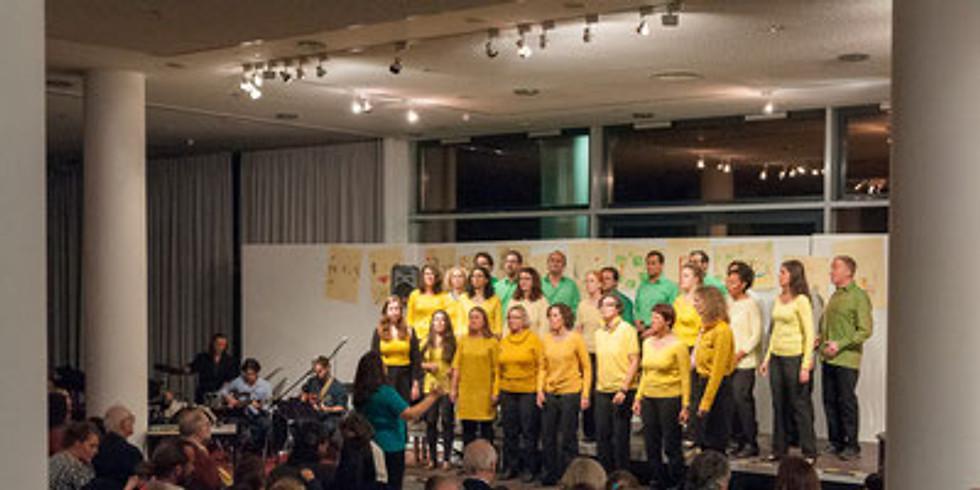 Konzert in der brasilianischen Botschaft Berlins