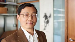 Prof. Wu won Bakar Prize