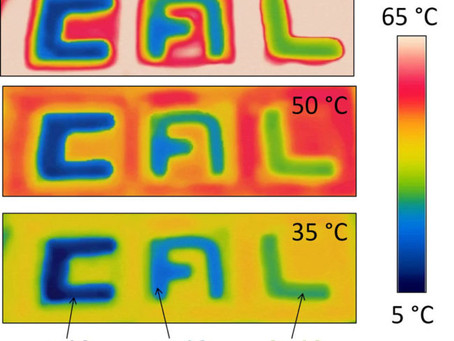 A surface coating that tricks thermal cameras