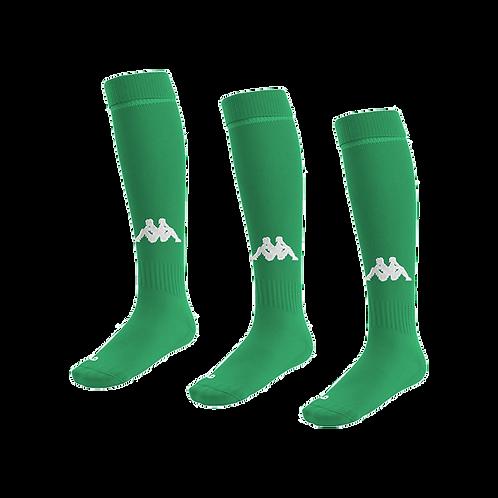 Penao Sock Green & White Top