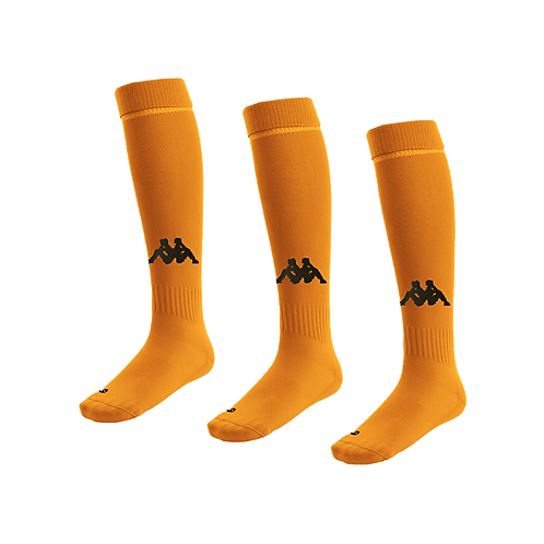 Penao Sock Orange/Black